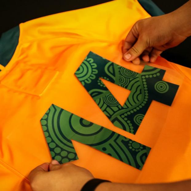 maillot Australie 2021